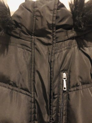 Calvin Klein Down Jacket black