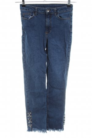 Calzedonia 7/8 Jeans blau Casual-Look