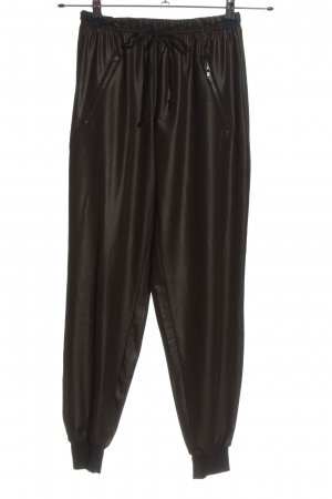 Calzedonia Baggy broek bruin casual uitstraling
