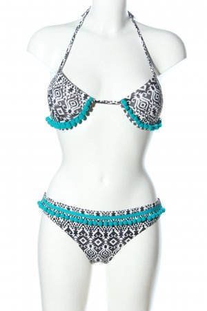 Calzedonia Bikini Allover-Druck Street-Fashion-Look