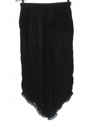 Calzedonia cobey Pantalon en jersey noir style décontracté