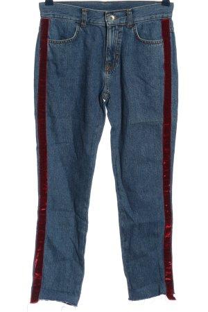Calzedonia High Waist Jeans blau Casual-Look