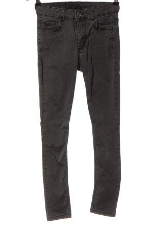 Calzedonia High Waist Jeans hellgrau Casual-Look