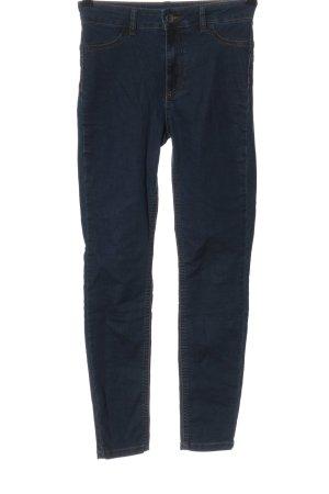 Calzedonia Jeans taille haute bleu style décontracté