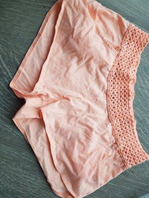 Calzedonia cobey Hot pants zalm