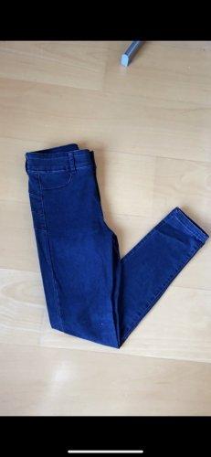 Calzedonia Jeans taille haute bleu foncé