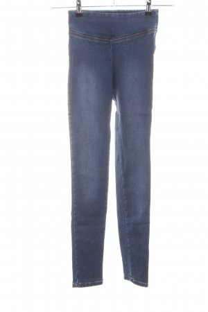 Calzedonia Jeggings blau Casual-Look