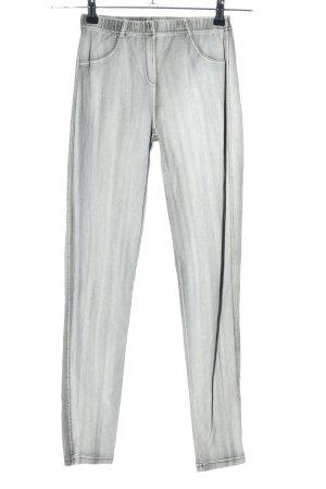 Calzedonia Jeggings grigio chiaro stile casual