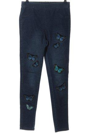 Calzedonia Jeggings blau Casual-Look