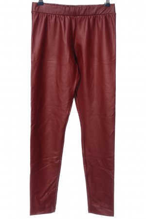 Calzedonia Jeggings rot Casual-Look