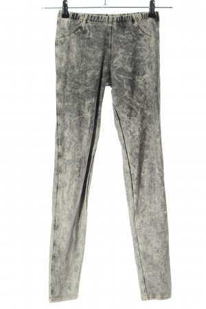 Calzedonia Jeggings light grey flecked casual look
