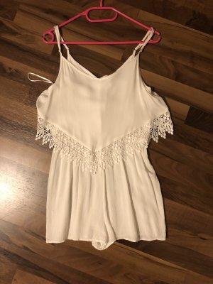 Calzedonia Sukienka plażowa biały