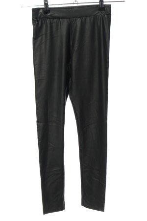 Calzedonia Legginsy czarny W stylu casual