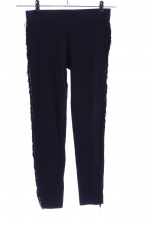 Calzedonia Leggings schwarz extravaganter Stil