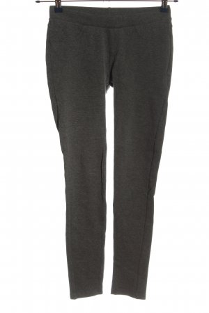 Calzedonia Leggings hellgrau meliert Casual-Look