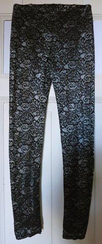 Calzedonia Leggings argento-nero