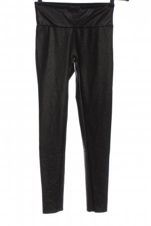 Calzedonia Drainpipe Trousers black casual look