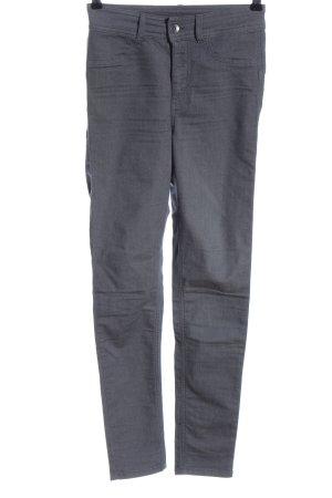 Calzedonia Drainpipe Trousers blue casual look