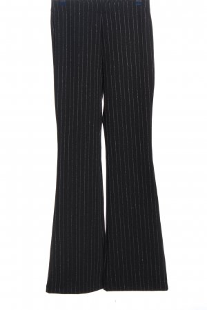 Calzedonia Flares black-silver-colored allover print casual look