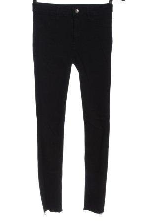 Calzedonia Skinny Jeans schwarz Casual-Look