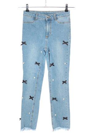 Calzedonia Jeans skinny bleu style décontracté