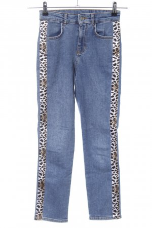 Calzedonia Skinny Jeans Leomuster Casual-Look