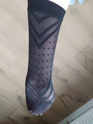 Calzedonia Socken Söckchen Netz Muster