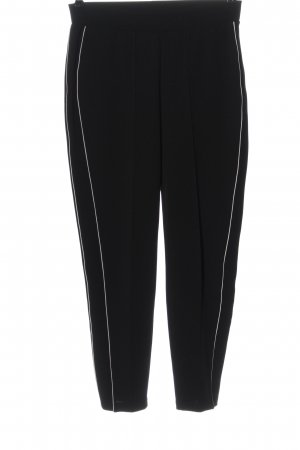 Calzedonia Jersey Pants black-white casual look
