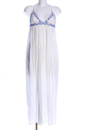 Calzedonia Robe de plage blanc style décontracté