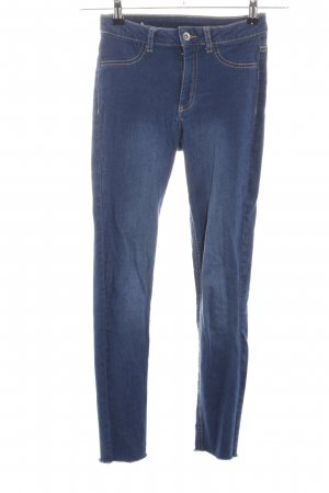 Calzedonia Stretch Jeans blau Casual-Look