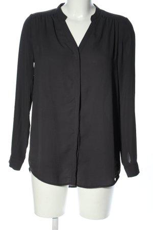 Camaieu Long Sleeve Blouse black casual look