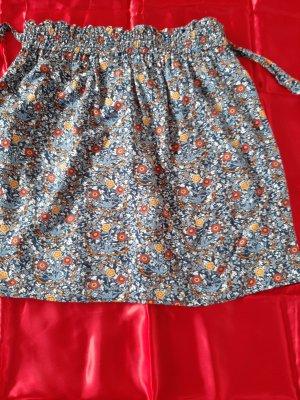 Camaieu Minigonna multicolore Cotone