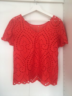 Camaieu T-shirt czerwony
