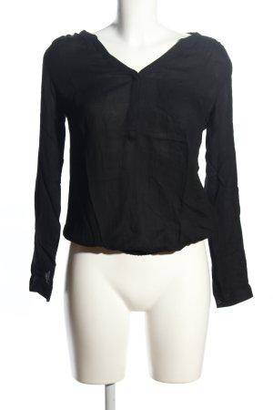 Camaieu Slip-over Blouse black casual look
