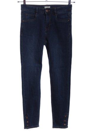 Camaieu Jeansy o obcisłym kroju niebieski W stylu casual
