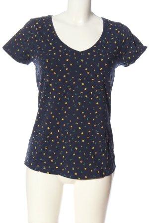 Camaieu V-Ausschnitt-Shirt