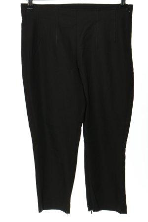 Cambio 3/4-broek zwart klassieke stijl