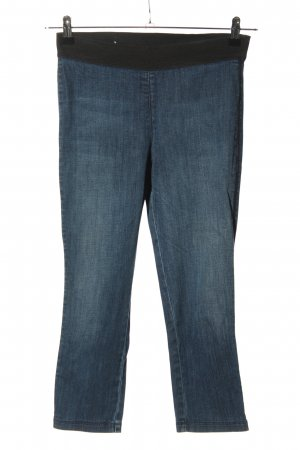 Cambio 3/4 Length Jeans blue-black casual look