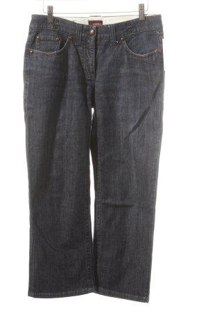 Cambio 3/4 Jeans dunkelblau Casual-Look
