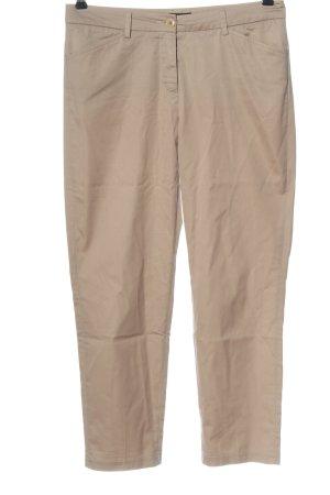 Cambio Pantalone a 7/8 color carne stile casual