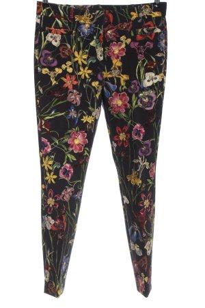 Cambio Pantalone a 7/8 stampa integrale stile casual