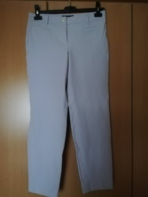 Cambio 7/8 Length Trousers light grey