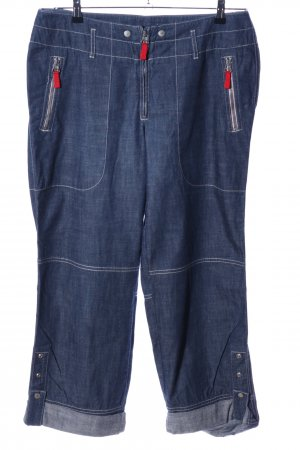 Cambio 7/8 Jeans blau Casual-Look