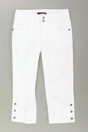 Cambio Jeans skinny blanc cassé