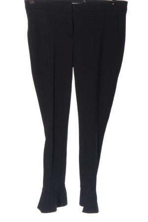 Cambio Pantalone da abito nero stile casual