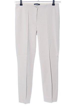 Cambio Pantalon de costume gris clair style d'affaires