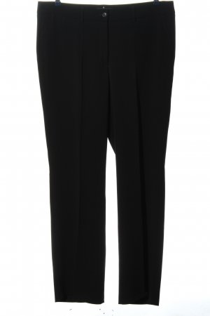 Cambio Suit Trouser black business style