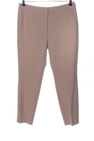 Cambio Pantalón de vestir marrón look casual