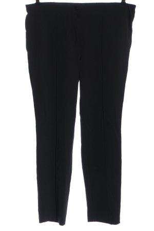 Cambio Pantalon de costume noir style décontracté
