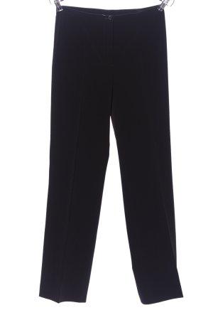 Cambio Pantalone da abito nero stile professionale